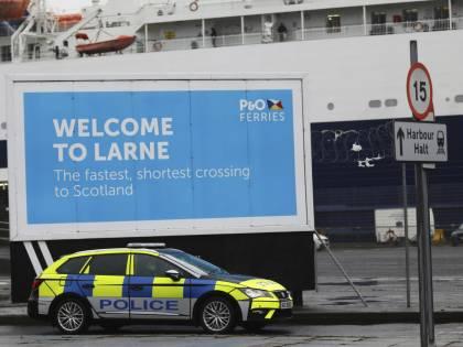 Brexit e dogane, controlli sospesi in due porti per minacce