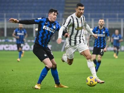 Derby d'Italia degli svarioni. E Cristiano ribalta l'Inter