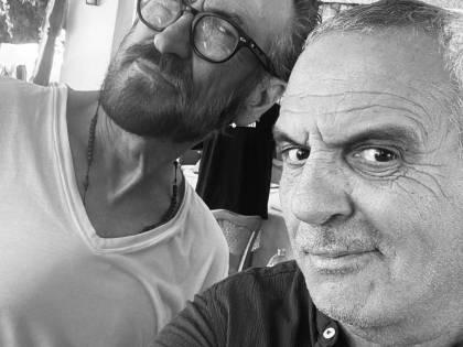 """Panariello e Giallini. La strana coppia lancia un """"sit show"""""""