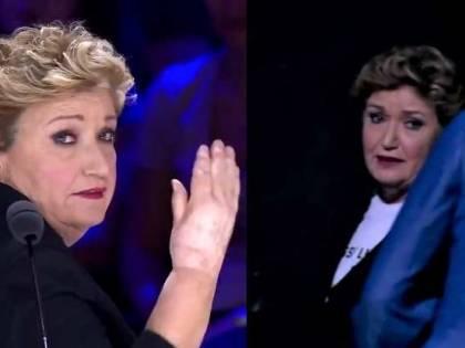 """""""Ma che ca..., io vado via"""": Mara Maionchi sbotta e abbandona Italia's Got Talent"""