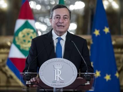 Draghi, europeismo e tre maxi riforme. Ecco il programma per arrivare al 2023