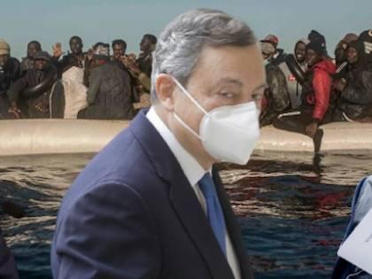 """Migranti, il dossier che scotta: i dem temono la """"linea Draghi"""""""