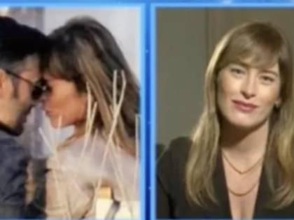 Maria Elena Boschi dichiara il suo amore per Giulio Berruti