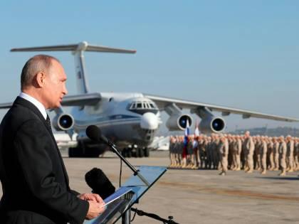 Siria, la Russia amplia la base: ecco qual è il piano di Mosca