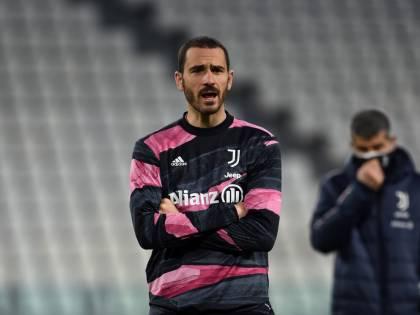 """Bonucci attacca Conte: """"Devi rispettare l'arbitro"""""""