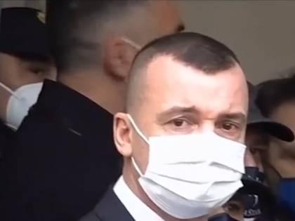 Le lacrime di Rocco Casalino: l'ex portavoce di Conte si commuove