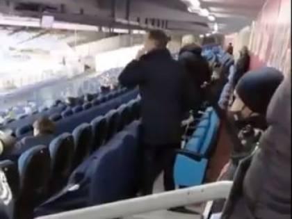 """Napoli-Juventus, Paratici e Nedved furiosi in tribuna contro l'arbitro: """"Vergogna"""""""