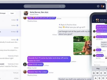Troppe app di chat sul telefono? Basta raggrupparle: ecco come