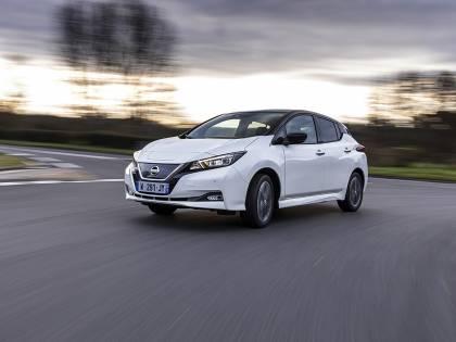 Nissan Leaf: versione speciale per i 10 anni