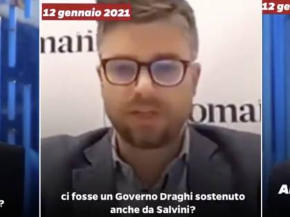 """""""Noi in un governo con Salvini? Nemmeno se arrivasse Superman"""": le ultime parole famose di Orlando"""