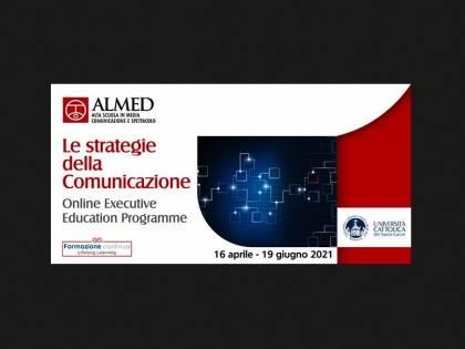 Stategie della Comunicazione, nuovo corso di alta formazione di Almed Università Cattolica