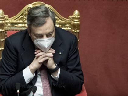 Draghi riaccende il Recovery: dalla Ue una prova di fiducia