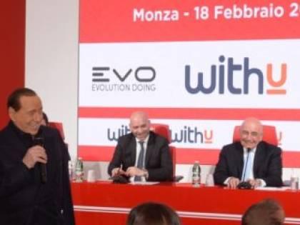 Lo strano derby di Berlusconi... a Monza
