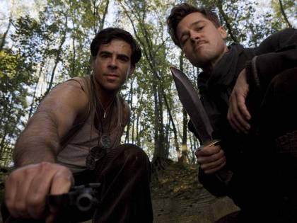 """Bastardi senza gloria, quando Brad Pitt lavorò con Harvey Weinstein. """"Se ci provi ancora ti uccido"""""""