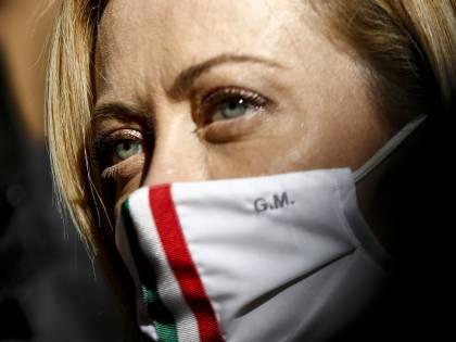 """Ancora fango da """"Repubblica"""". Meloni nel mirino del pentito"""