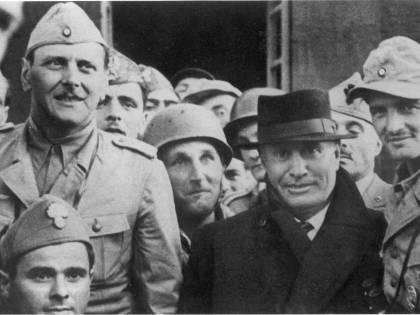 Seconda Guerra Mondiale, la liberazione di Mussolini sul Gran Sasso