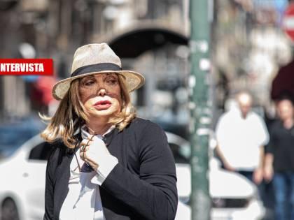 """Simona Izzo: """"Sono delusa dal Pd di Zinga... E sono sorpresa da Berlusconi"""""""