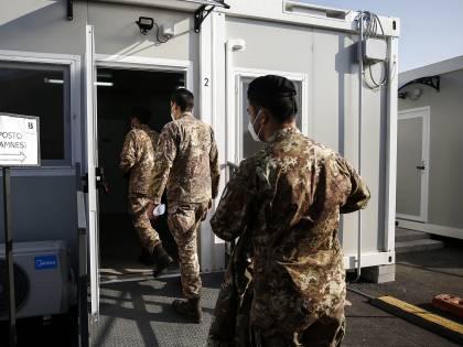 Molise, arriva l'esercito per attivare posti in terapia intensiva