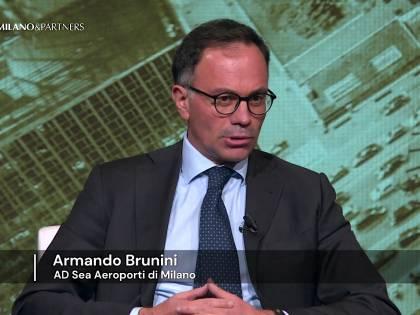 """Brunini: """"Sea al lavoro per aprire a primavera voli internazionali con passaporto sanitario"""""""