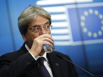 "L'Europa avverte l'Italia: ""Basta spese, serve investire"""