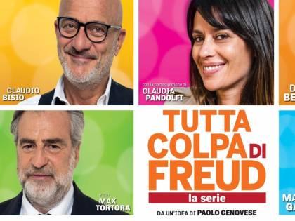 """""""Tutta colpa di Freud"""" diventa una godibile serie tv su Amazon Prime"""