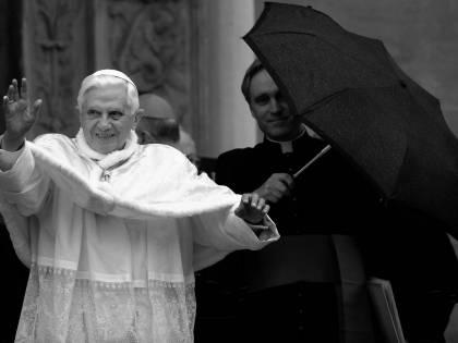 """Benedetto VXI rompe il silenzio: """"Così mi sono dimesso da Papa"""""""