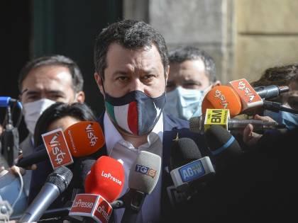 Salvini difende gli agenti condannati per tortura