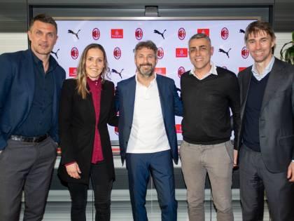 """Maurizio Ganz alla guida del Milan """"rosa"""" fino al 2022"""