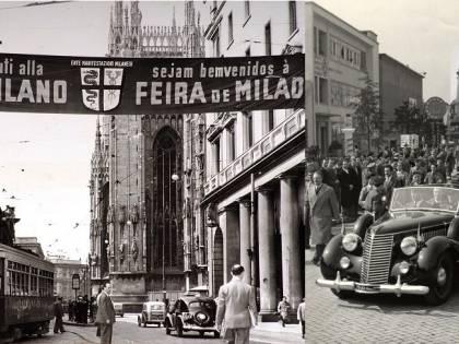 Milano e la sua Fiera, 100 anni da scoprire in live streaming con l'Archivio della Fondazione