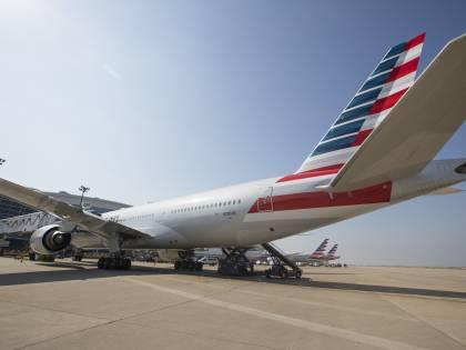 """American Airlines, il ritorno: ad aprile volo """"Covid tested"""" da Malpensa a New York"""
