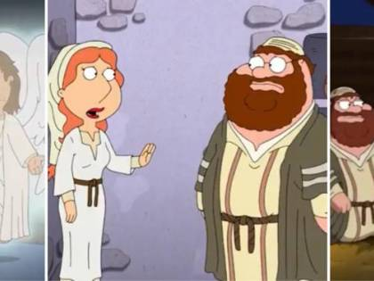 """Scoppia la bufera sui """"Griffin"""": """"Episodio rasenta la blasfemia"""""""