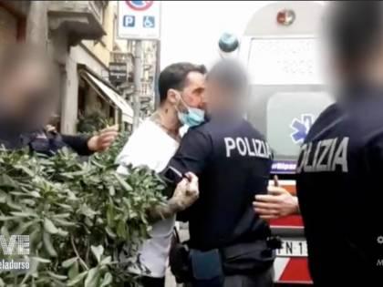 Le condizioni di Fabrizio Corona sono in peggioramento