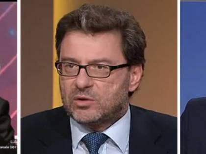 """Quel filo diretto nascosto tra la """"triade"""" e Draghi"""