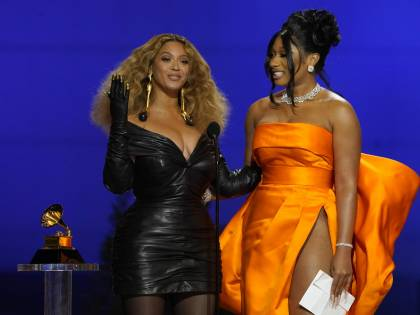 "Beyoncé domina i ""mini"" Grammy"