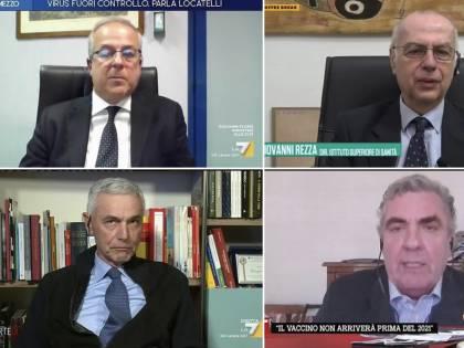 Rinnovato il Cts: Franco Locatelli coordinatore di 12 nuovi esperti