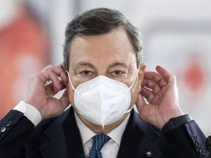 Parla Draghi: vaccinatevi tutti