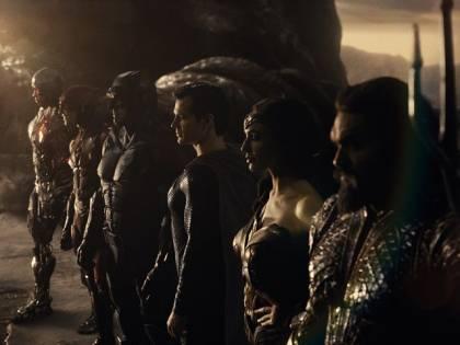 """I supereroi di """"Zack Snyder's Justice League"""", mitologia cupa adatta ai nostri giorni"""