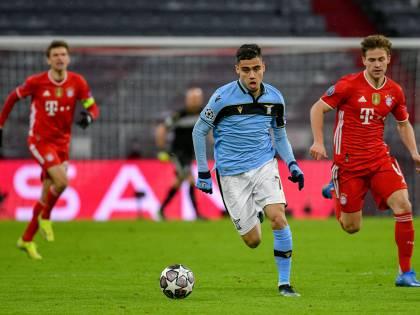 Il Bayern sotto la neve non infierisce con la Lazio