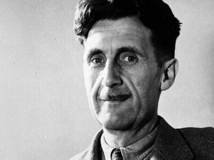 """Oggi è tutto """"orwelliano"""" ma Orwell attaccò  la dittatura sovietica (non l'Occidente...)"""