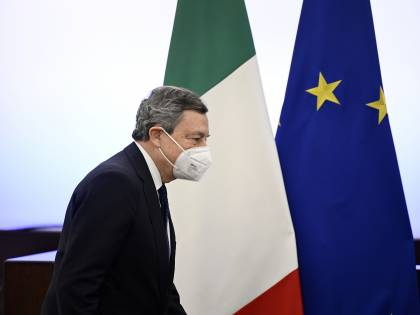 Ora Draghi teme il flop dei fondi Ue. Al Sud utilizzati 3 miliardi sui 47