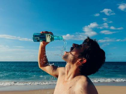 Sete eccessiva: quando anche bere non basta