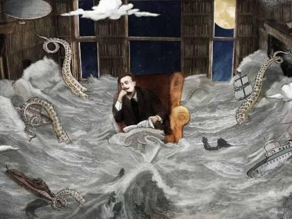 Sulle orme di Jules Verne per viaggiare ancora nel mondo della fantasia