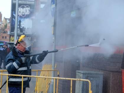 Regno Unito, scontri e feriti a Bristol durante una manifestazione