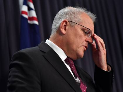 """Australia, """"atti osceni in parlamento"""". Bufera sullo staff del premier"""