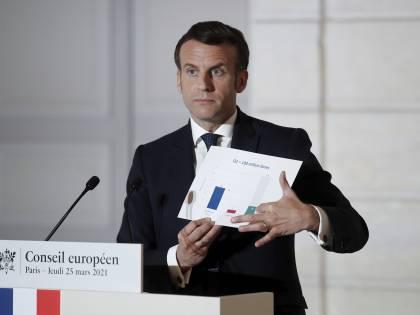 Per recuperare consensi Macron fa il giustiziere: dispiegati 10mila agenti