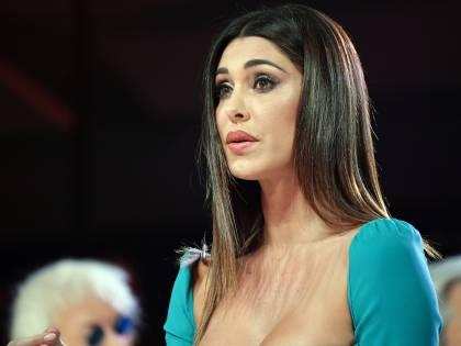 Belen Rodriguez si commuove a Domenica In: in Argentina situazione tosta