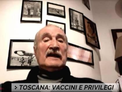 """Albertosi furioso: """"Sono inc... nero, non mi hanno ancora vaccinato contro il Covid"""""""