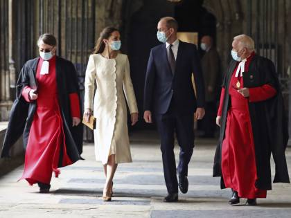 Dalla crema alla suola delle scarpe: tutte le manie della famiglia reale