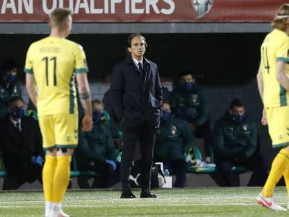 L'Italia passa 2-0 in Lituania: in gol Sensi e Immobile
