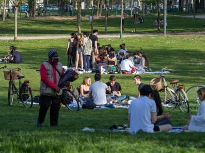 Controlli: parchi, partenze e Navigli ancora nel mirino